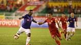TPHCM thua Hà Nội FC vì tâm lý kém