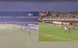 Pha đánh đầu ngược của Thạch Bảo Khanh được tái hiện ở vòng 6 V.League 2017