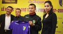 Kappa tiếp tục tài trợ trang phục thi đấu cho CLB Hà Nội đến năm 2018