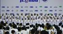 900 em nhỏ tham dự hội trại tuyển chọn Jr. NBA 2017 tại Hà Nội