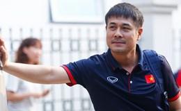 HLV Hữu Thắng theo kèm U20 Việt Nam tập huấn tại Đức