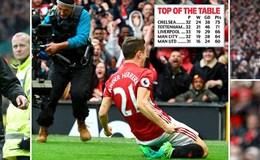Thắng kiểu M.U, bảo vệ chiến thắng kiểu Mourinho