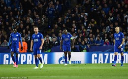 Atletico Madrid chấm dứt cuộc phiêu lưu của Leicester City