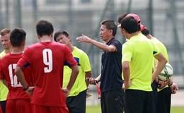 U20 Việt Nam thua trận giao hữu đầu tiên tại Đức
