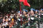 Video: Ngây ngất ngắm nhìn các khối nữ diễu binh ngày đại lễ 2.9