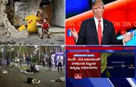Thế giới 24H: Trẻ em Syria dùng Pokemon kêu cứu, Trump dọa bỏ rơi đồng minh NATO