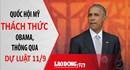 Thế giới 24H: Thông qua dự luật 11/9, Quốc hội Mỹ thách thức Obama