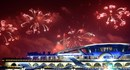 Triều Tiên chào năm mới 2017 với màn pháo hoa 15 phút