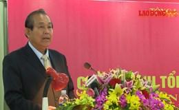 Toàn văn phát biểu của Phó Thủ tướng Trương Hòa Bình tại Hội nghị Ban Chấp hành Tổng LĐLĐVN