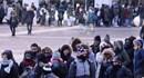 Hàng nghìn người đứng trong giá lạnh chờ vé dự lễ chia tay Tổng thống Obama