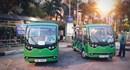 TP.HCM thử nghiệm xe buýt điện khu vực trung tâm.