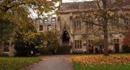 Vẻ đẹp khó cưỡng của mùa thu ở đại học Oxford