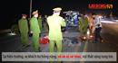 Bên trong xe khách bị xé toạc sau tiếng nổ lớn ở Bắc Ninh