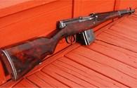 Độc đáo súng trường bán tự động của 2 nhà thiết kế Liên Xô