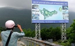 Cấp phép cho doanh nghiệp nước ngoài xây khu nghỉ dưỡng ở đèo Hải Vân: Vị trí chiến lược, sao lại lơ là!