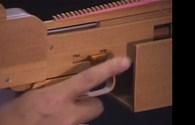 Soi chi tiết súng máy bắn dây thun tự chế MAT-49