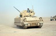 Sức mạnh quân sự Mỹ - Bước tiến xe tăng không người lái Black Knight