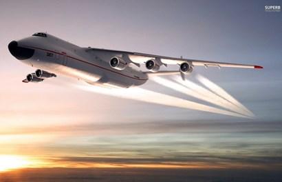 """Uy lực máy bay vận tải """"siêu khủng"""" thế giới có trọng tải lên đến hơn 600 tấn"""