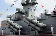 Nghiệm thu 2 tàu tên lửa hiện đại