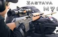 """Cận cảnh siêu súng bắn tỉa """"bản sao"""" của huyền thoại AK-47"""