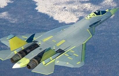 """""""Nội soi"""" đại bàng sắt mang tên lửa Su T-50 """"siêu phàm"""" của Nga"""