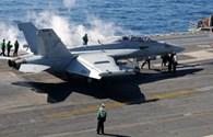 """Khủng khiếp sức mạnh máy bay tấn công điện tử EA-18G """"độc nhất"""" của Mỹ"""
