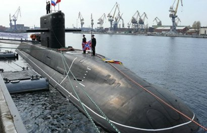 Sức mạnh tàu ngầm Amur - Vũ khí của Nga khiến Mỹ lo sợ