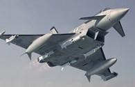 """Sức mạnh đáng gờm của """"chiến binh Châu Âu"""" Eurofighter Typhoon"""