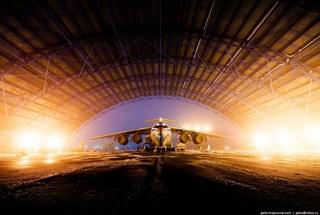 Hé lộ nội thất nơi tạo ra các máy bay vận tải tuyệt vời của Nga