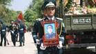Chung tay động viên, giúp đỡ gia đình các chiến sĩ gặp nạn trên máy bay CASA-212 và SU-30