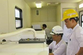 Lập trạm kiểm định nguồn thải ngay tại nhà máy Formosa