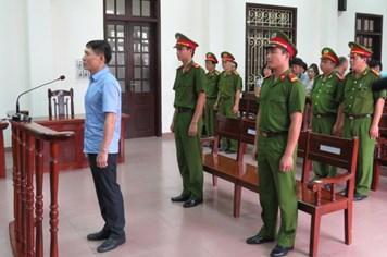 Dương Tự Trọng bị tuyên phạt 15 tháng tù