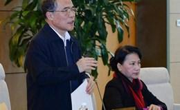Sẽ xem xét vấn đề nhân sự tại kỳ họp thứ 11, Quốc hội khóa XIII