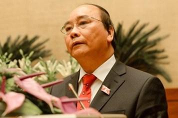 Thủ tướng trình Quốc hội phê chuẩn miễn nhiệm một số Phó thủ tướng