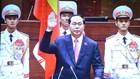 Ông Trần Đại Quang được Quốc hội bầu làm Chủ tịch nước với tỉ lệ 98,18%