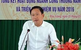 Công bố Quyết định Thanh tra 70 ngày đối với PVC