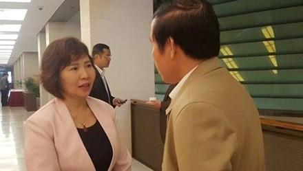 Thứ trưởng Hồ Thị Kim Thoa: Tôi có kê khai tài sản hàng năm