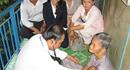 LĐLĐ TP.Châu Đốc (An Giang): Hỗ trợ người già neo đơn