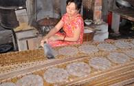 Kiên Giang: Mai một làng nghề bánh tráng Thạnh Hưng