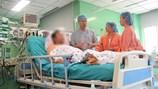 Chạy đua trong đêm, cứu sống bệnh nhân người Nhật mắc hội chứng động mạch chủ biến chứng hiếm gặp
