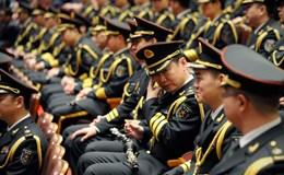 Tướng quân đội Trung Quốc bị điều tra tham nhũng