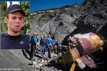 Báo Đức: Cơ phó máy bay Germanwings nói dối bác sĩ
