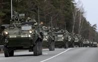 """NATO lại rục rịch tập trận""""sát sườn"""" Nga"""