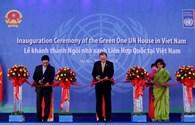 Tổng thư ký LHQ khánh thành Ngôi nhà Xanh Một LHQ tại Việt Nam