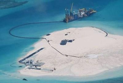 Do thám Mỹ: Trung Quốc đã đặt vũ khí trên đảo nhân tạo