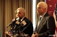 Thượng nghị sĩ McCain muốn nới lỏng cấm vận vũ khí cho Việt Nam để đối phó Trung Quốc