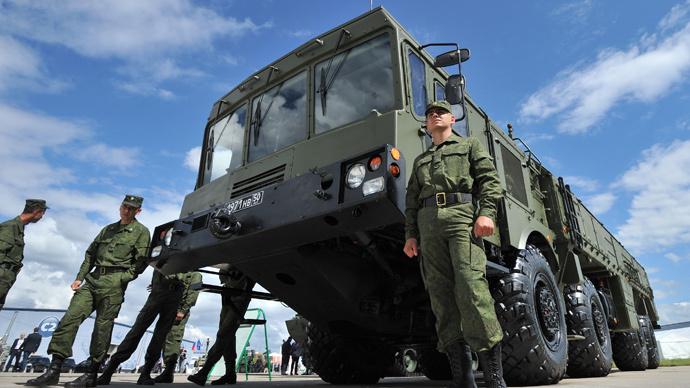 Nga khẳng định quyền triển khai vũ khí hạt nhân bất cứ đâu trên lãnh thổ, kể cả Crưm