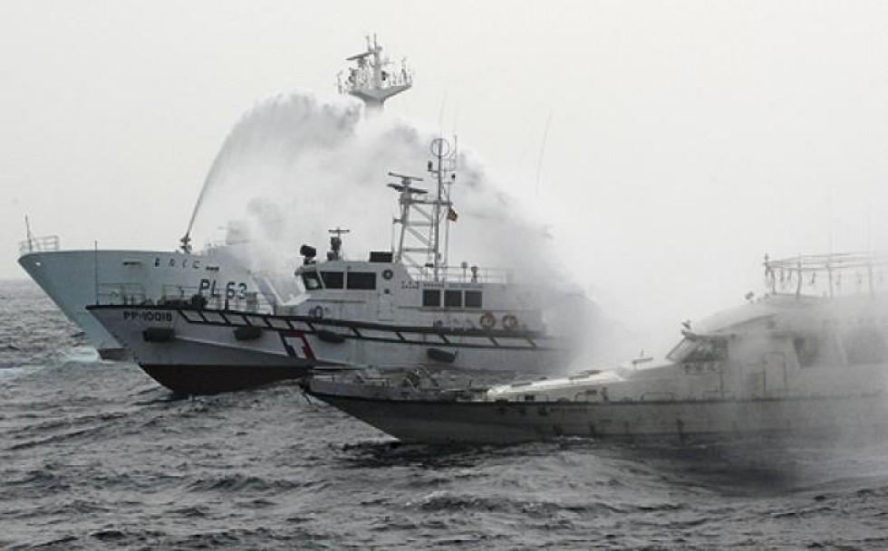 """Nhật Bản tăng đưa tàu tuần tra lớn đến khu vực tranh chấp """"khiêu khích"""" Trung Quốc"""