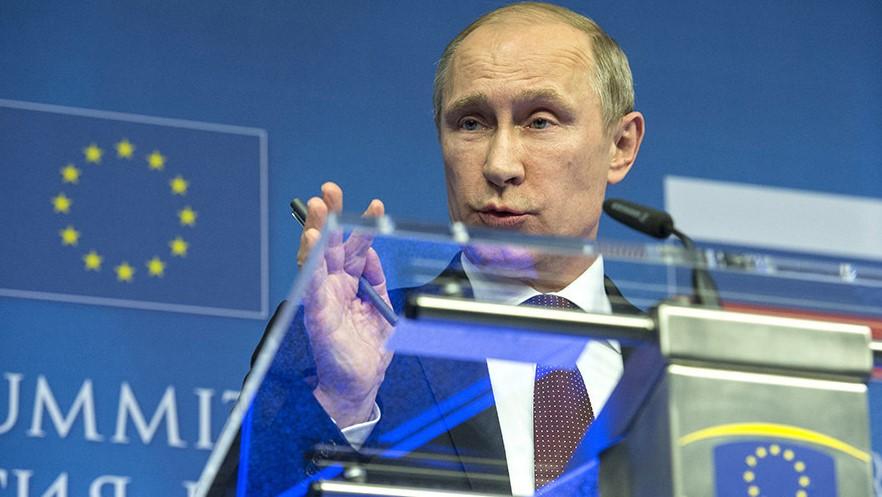 Tổng thống Putin: Châu Âu nên bớt lệ thuộc vào Mỹ và bảo vệ lợi ích của mình