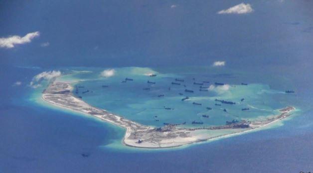Mỹ kêu gọi EU lên tiếng mạnh mẽ hơn phản đối Trung Quốc bành trướng ở Biển Đông